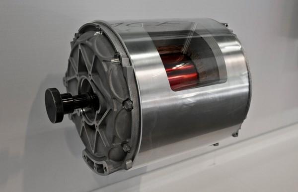 Устройство двигателя Тесла
