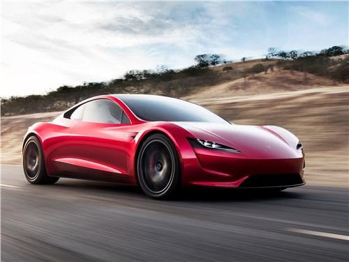 Электродвигатель Tesla Roadster